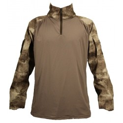 Combat -Shirt A-TACS AU Camo SWISS ARMS Tactical Series Taille M
