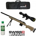Pack SWISS ARMS SAS 04 Tan