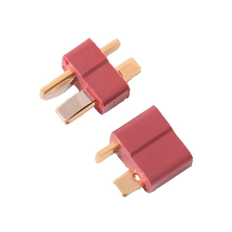 Connecteur T-DEAN Duel-Code