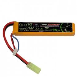 Gun Powder 1100 7,4V - 1 Stick