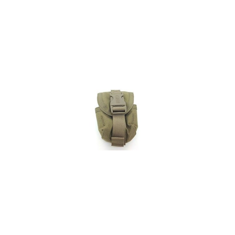 blackhawk strike smoke grenade single pouch olive drab