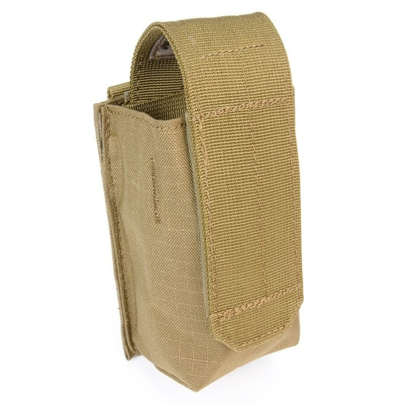 Single Frag Grenade Pouch Tan BlackHawk