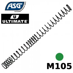 Spring, ultimate, ms02, green, M105