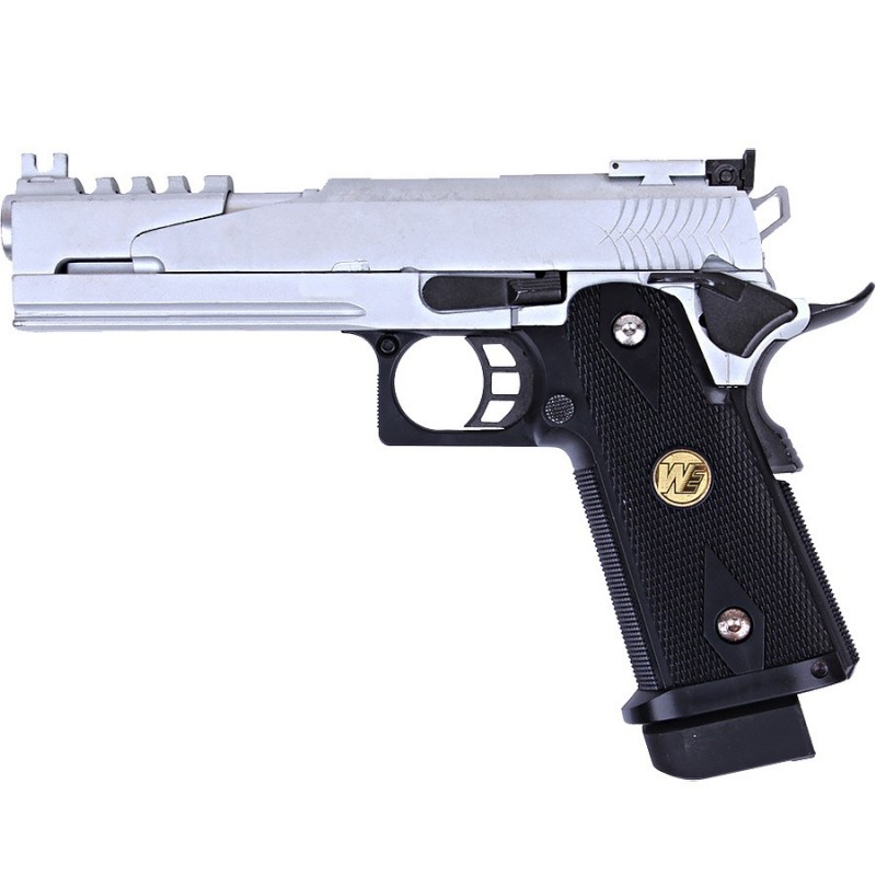 SILVER DRAGON 5.1 B PISTOLET GBB WE-H006B