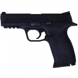 WE MP9 Big Bird, GBB (black)