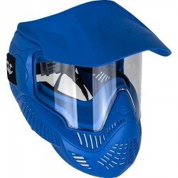 Accessoir paintball : masque Annex MI-3 Single bleu