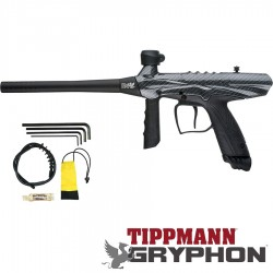 Paintball arme Tippmann Gryphon FX Carbon