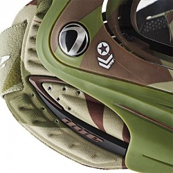 DYE I4 THERMAL BARRACKS OLIVE (goggles)