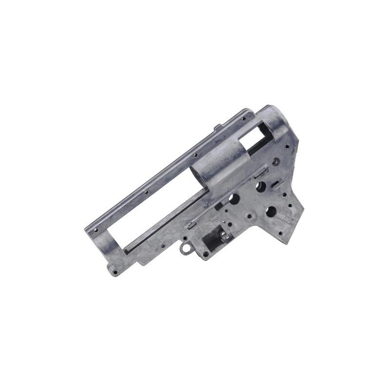 Boitier Gearbox V2 8mm Zinc Alloy