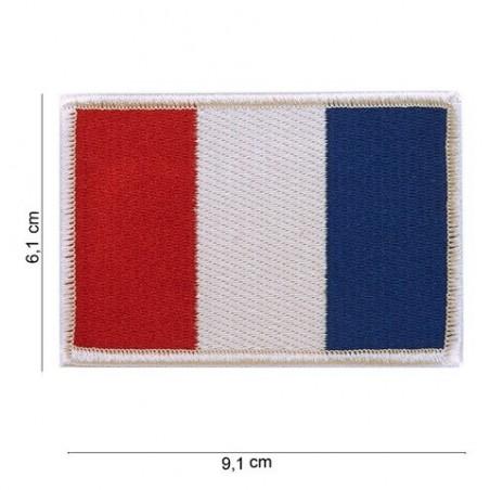 """Patch """" drapeau France """""""