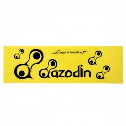 Azodyn Stickers Sheet Black