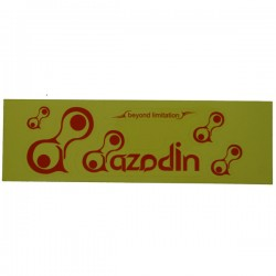 Azodyn Stickers Sheet Red