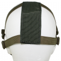 Metal Mesh pad with cheek pad FG