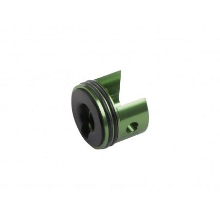 Cylinder head, aluminium, ver. 6, hexachrome green
