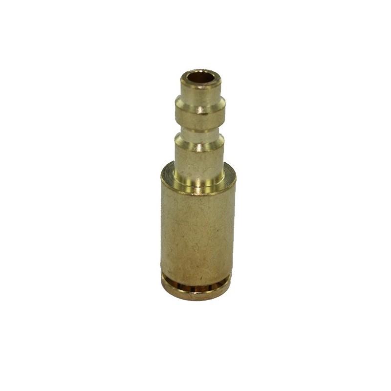 BalystiK coupleur male avec entrée Macroflex 6mm (version US)