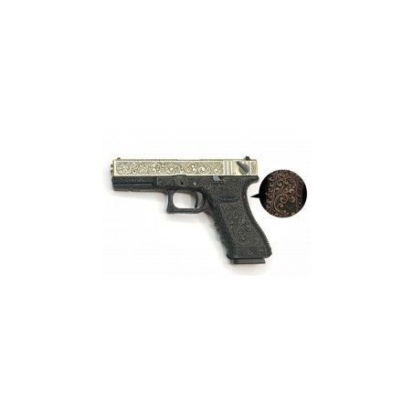 G18C Gen4 Bronze Gaz blowback