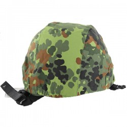 helmet cover german ( flecktarn)