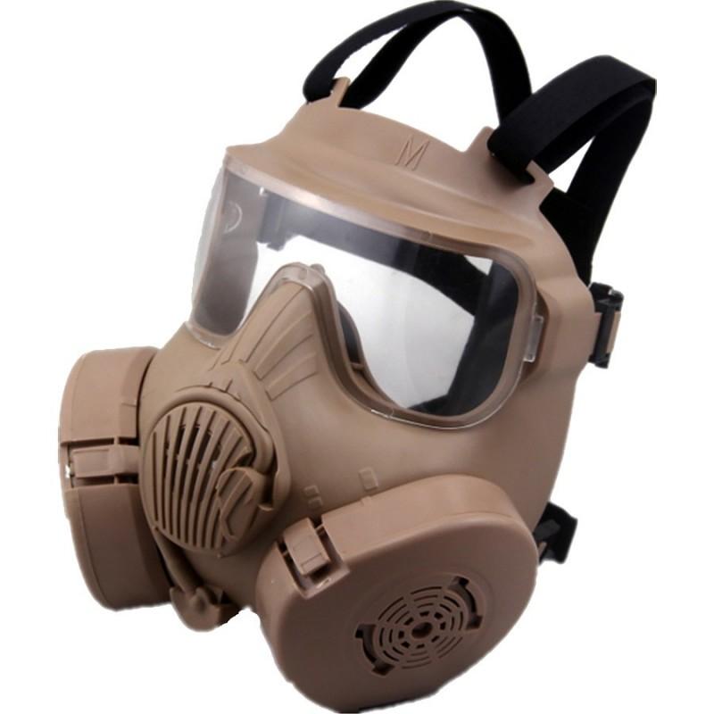 Masque M70 Tan