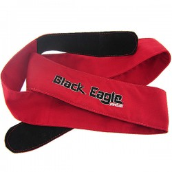 Headband Black Eagle rouge