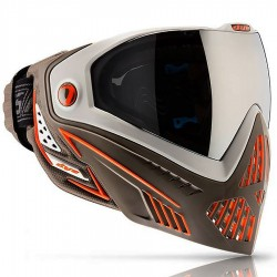 DYE I5 Thermal - Lava / White Brown Orange