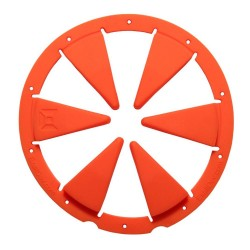 Exalt speed feed rotor rouge orangé