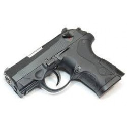 WE Bull Dog Compact Gas Pistol ( 1 Magazine / black)