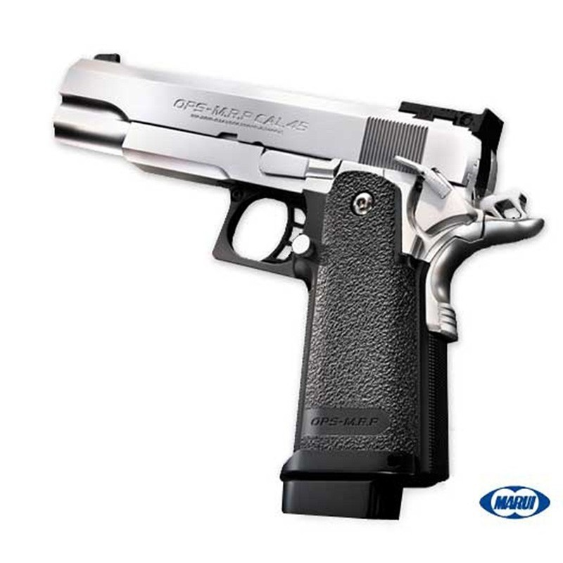 HI - Capa 5.1 GBB, Chrome Stainless
