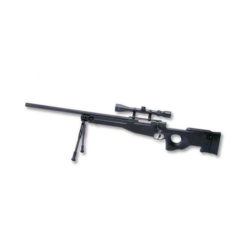 Spr Rifle L96 A1 Well Black MB01C