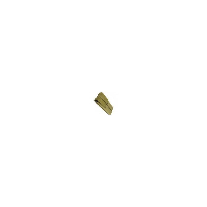 PANTAC MOLLE P90 / UMP Double MagazinePouch ( Cordura / Black )