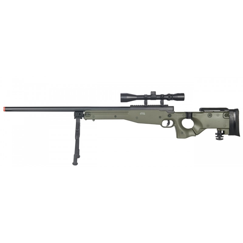 Spr Rifle L96 A1 Well OD MB01C