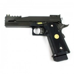 WE HI-CAPA DRAGON B (H005B) GBB - Black