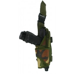 2012 Real Holster Black Eagle - Woodland Camo