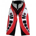 Pantalon Okni Warrior Rouge XS