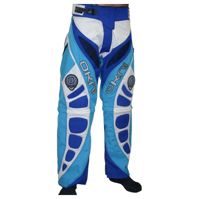 Pantalon Okni Warrior Bleu S