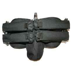 Empire 4+1 Bandolier Black