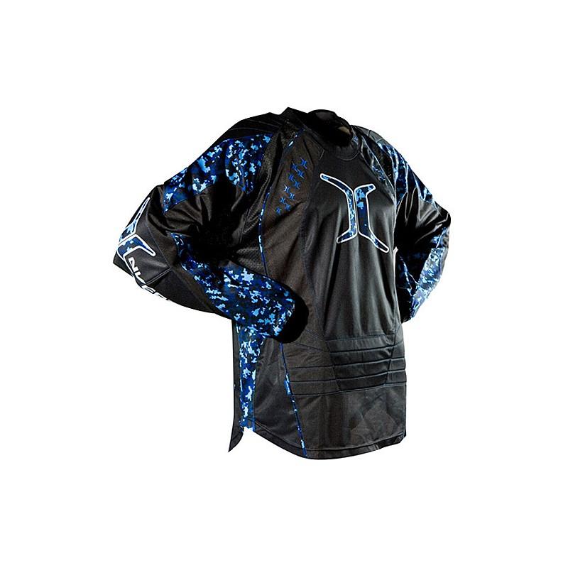 Jersey Invert SE Blue Digit taille XXL