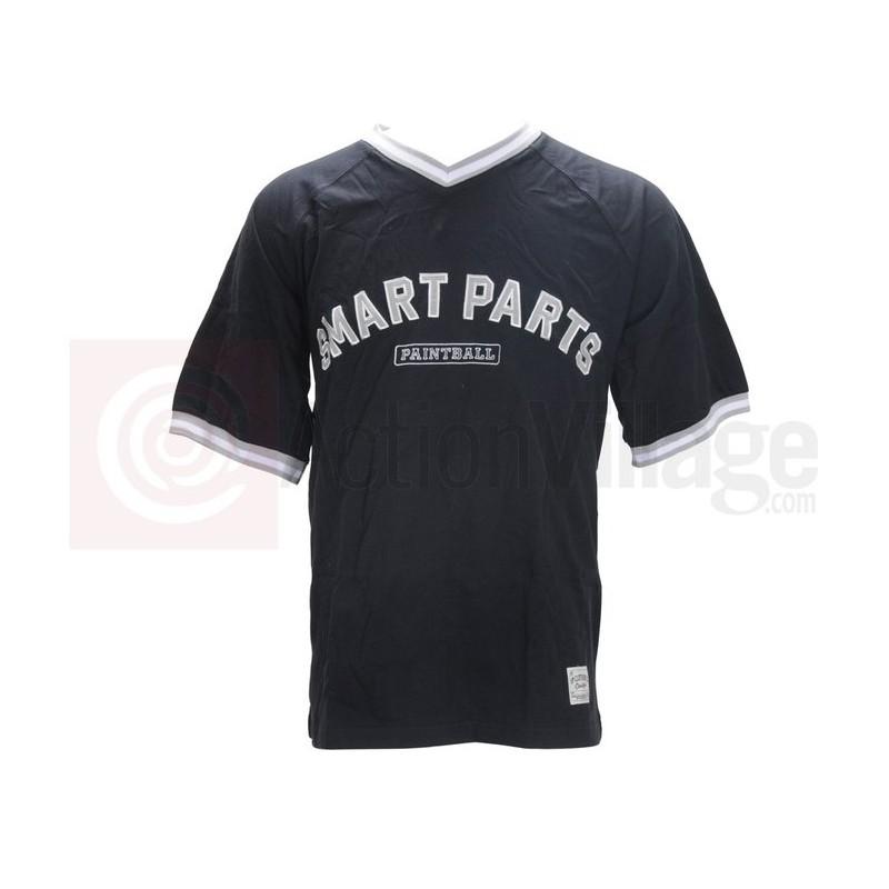 T Shirt Smart Parts Black XL