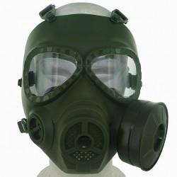 Masque à Gaz Black Eagle OD