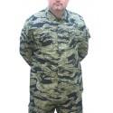 Veste camouflage Tiger Stripe Taille XL Black Eagle