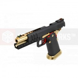 AW HX2002 Gaz Blowback - Black / Gold / Red