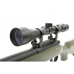 Well VSR-10 (MB07D) + scope + bipod – OD