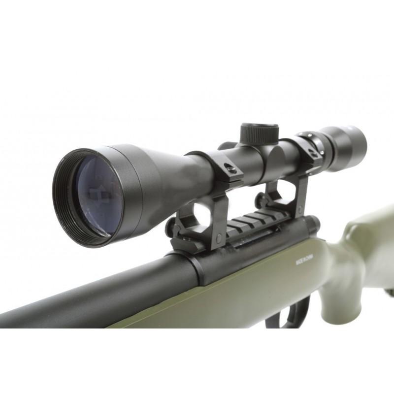 VSR-10 (MB07D) + scope + bipod – OD
