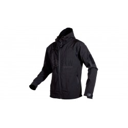 DELTA TACTICS SOFTSHELL AIDEN BLACK