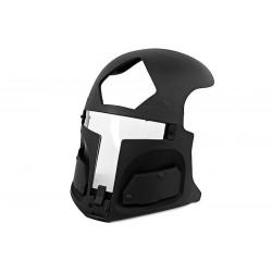 TMC Tier None LT R500 Plastic Mask - Black