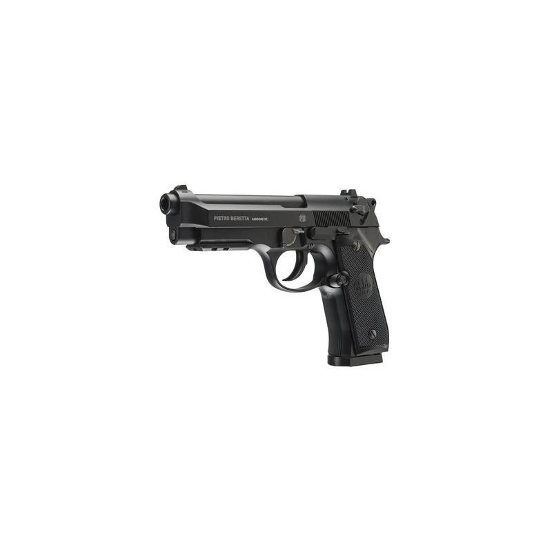 Beretta M92 noir fullmetal