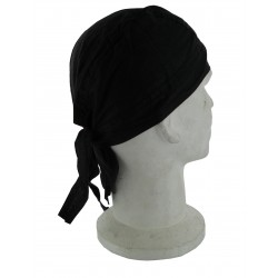 Head Wrap Black Eagle Black