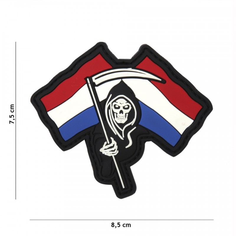 Patch 3D PVC Dutch Reeper