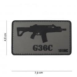 Patch 3D PVC : G36C