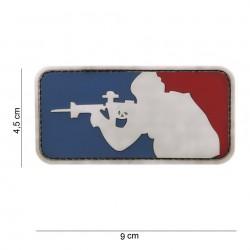 Patch 3D PVC : Major league