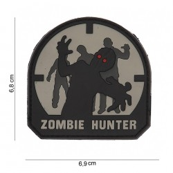 Patch : 3D  PVC Zombie hunter SWAT